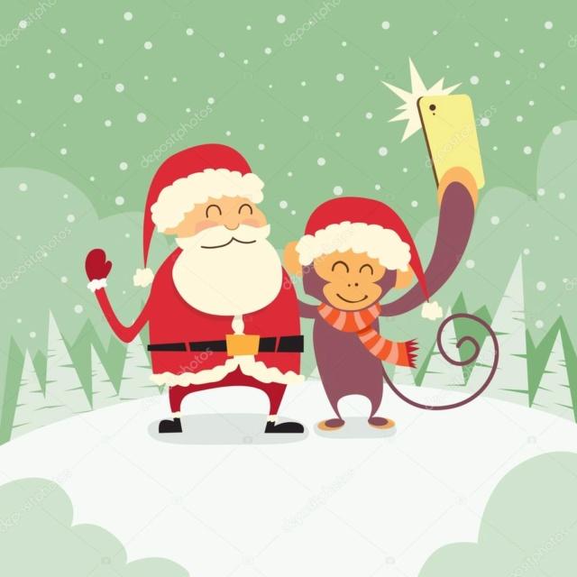 Da voi arriverà Babbo Natale? Eca03110