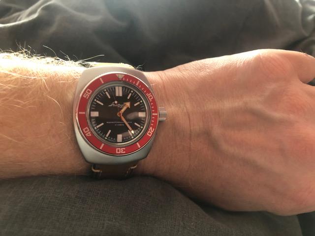 Requête wristshots d'Amphibia 090 pour comparer 113f1612
