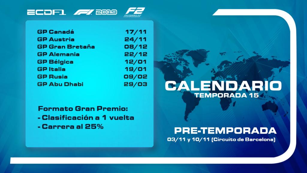 CALENDARIO OFICIAL | Fórmula 2 (PS4) Calend12
