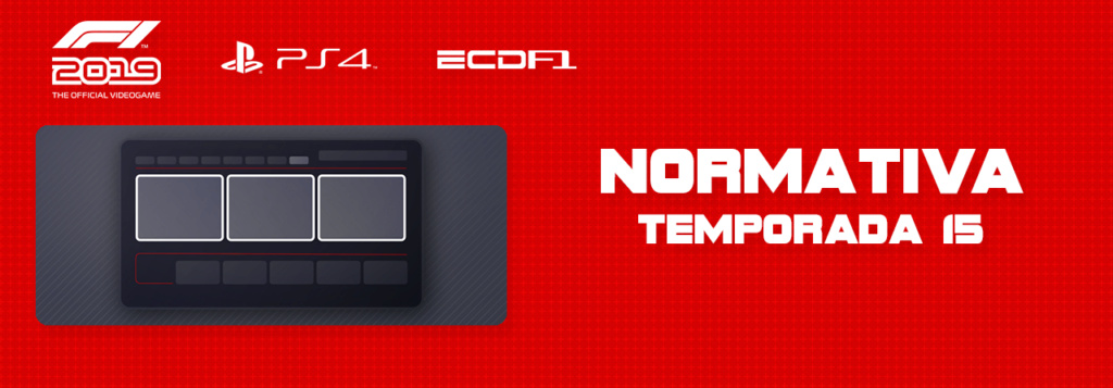 REGLAMENTO Y NORMATIVA | FÓRMULA 3 PS4 Normat12