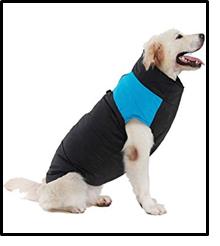 Manteau pour chien : Anorak en duvet Anorak10