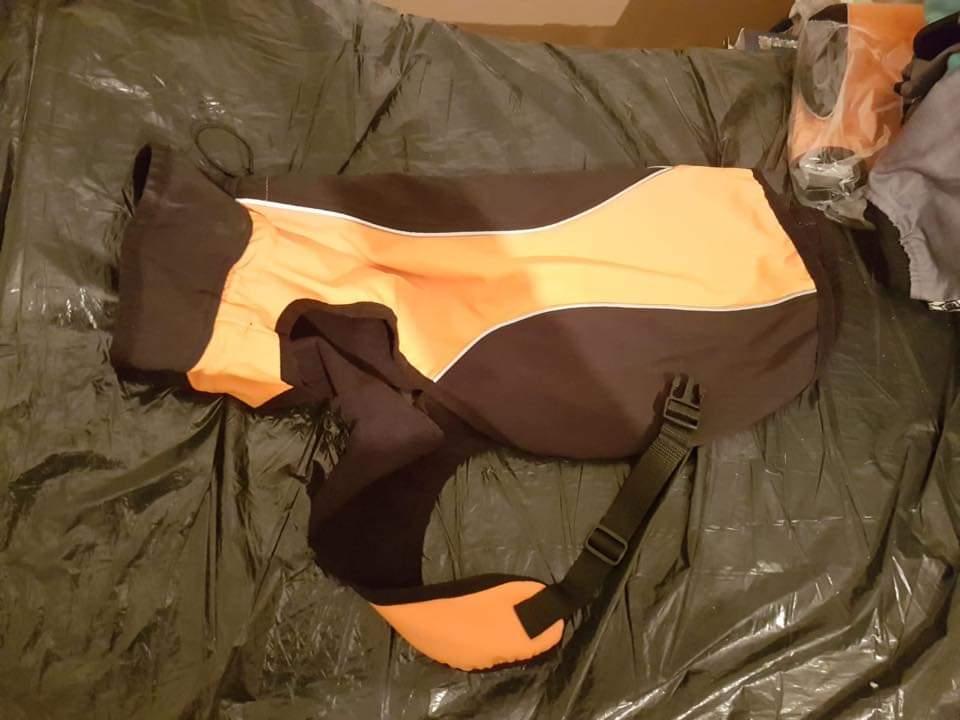 Manteau pour chien : Softshell Fb_img18