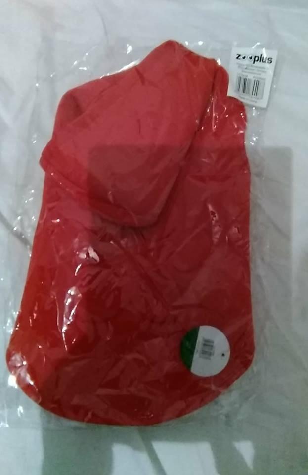 Manteau pour chien : Windbreaker Img-2012