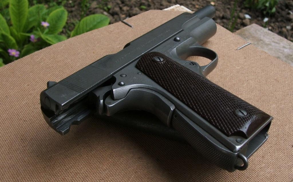 Marquages supplémentaires sur un Colt 1911 M1 Dscf2413