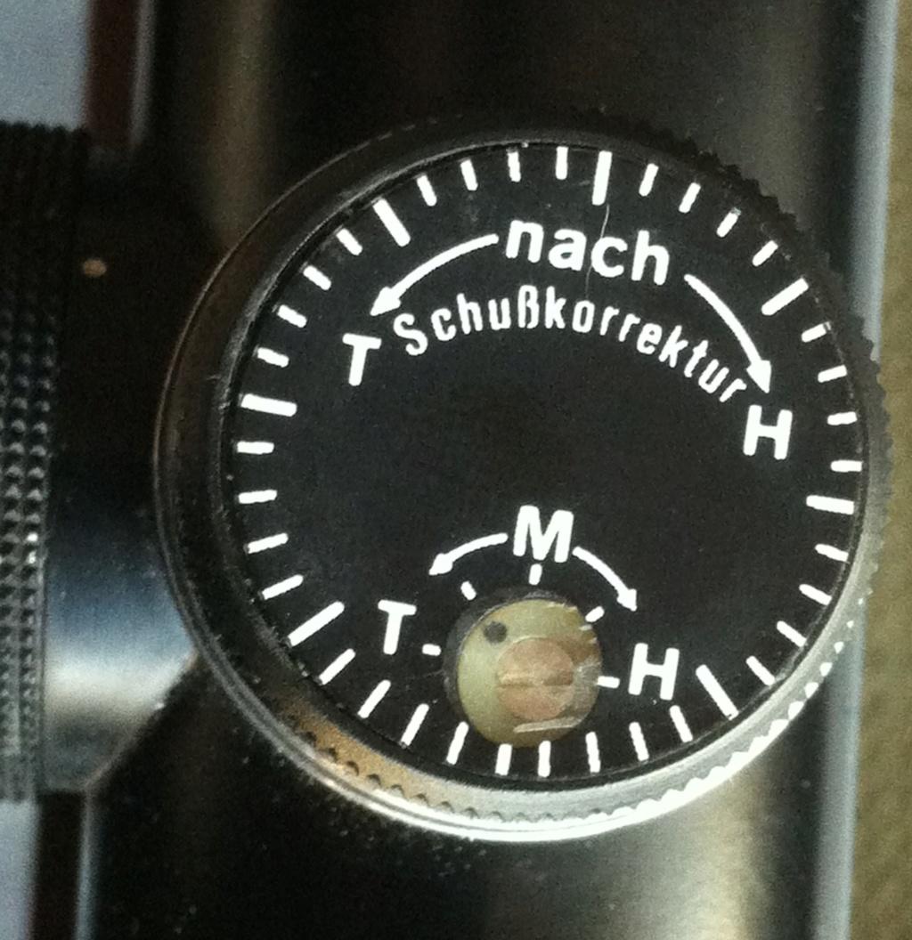 La Schmidt & Bender  1,5-6x42 Img_9326