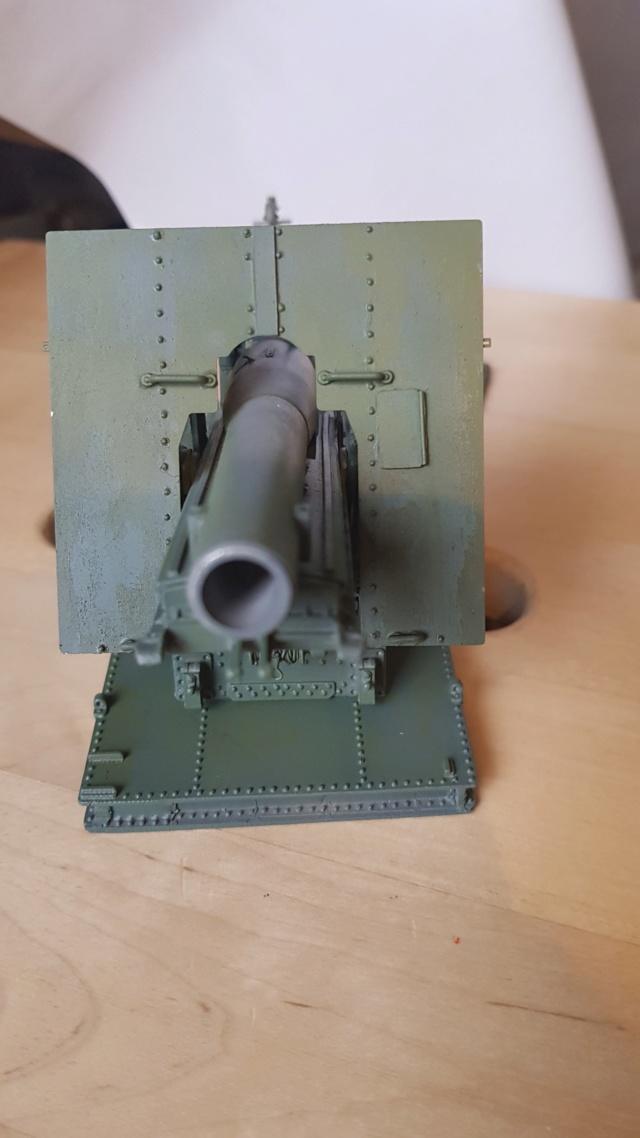Mortier Schneider de 280mm TR Mle 14, 1/35e U-Model 1510
