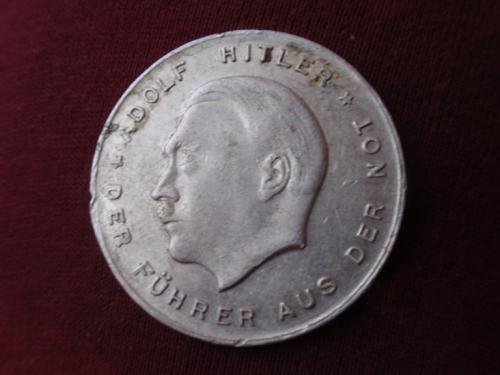 Jeton, medaille  Hitler 0c31cd10