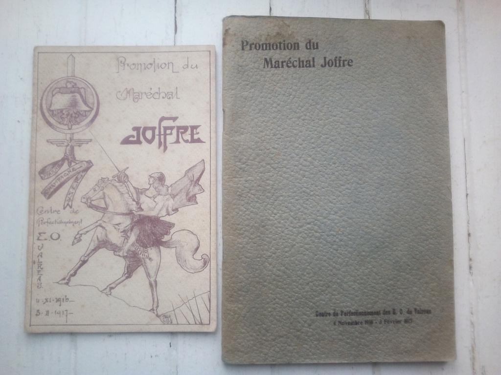 Promotion du Maréchal Joffre  112