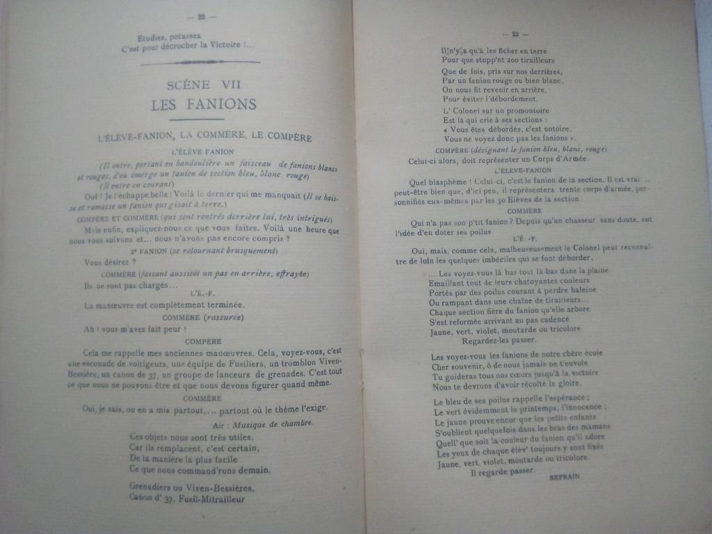 Promotion du Maréchal Joffre  610