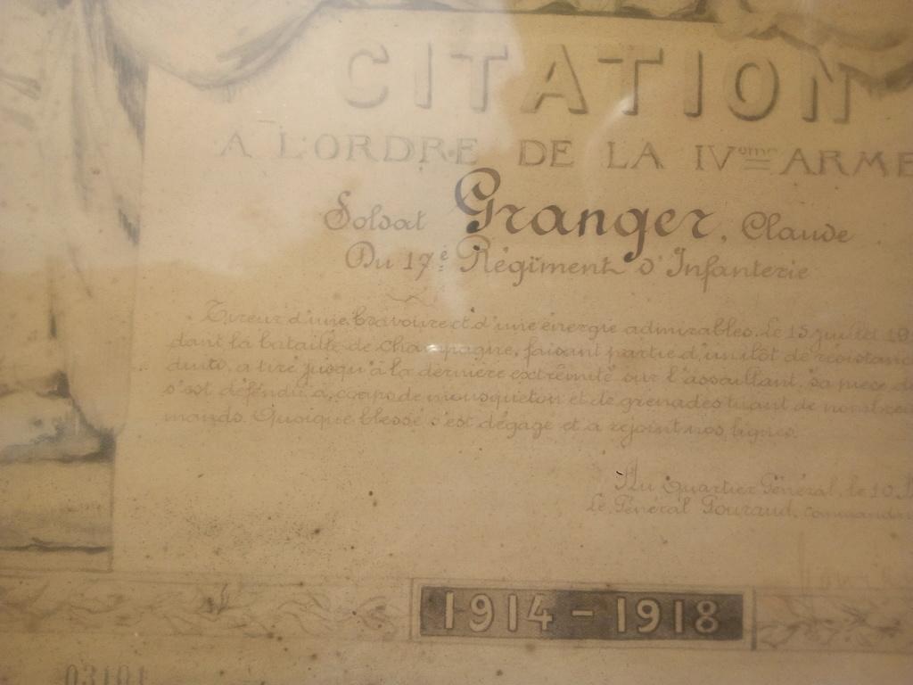 17 ème d'Infanterie et 1er Chasseurs  Img_2144