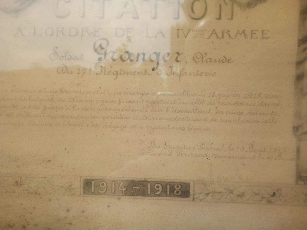 17 ème d'Infanterie et 1er Chasseurs  Img_2145