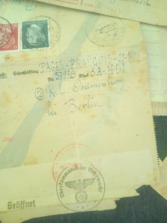 Du stalag 122 de Compiègne au camp de concentration de Sachsenhausen... Img_2149