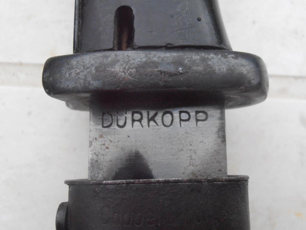 Baionnette 98k  DURKOPP 1939 Pb270414