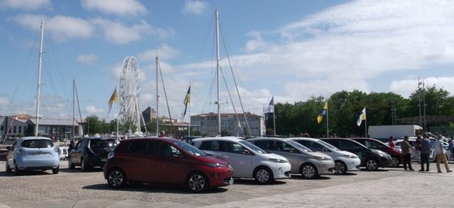 3ème rassemblement de VE à La Rochelle Dscf5310