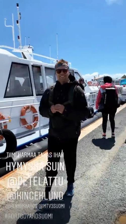 [Officiel] Finlande (Saison 04) - Fort Boyard Suomi - vendredi 23 août à 20h Fb_fin23