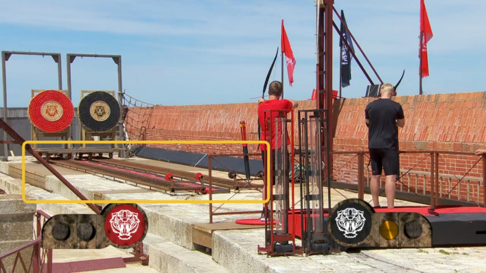 Objet 157B / Wagon cible en direction de Fort Boyard (Rails) Fb_rai10
