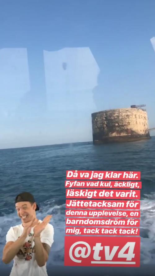 [Officiel] Suède (Saison 20) - Fångarna på Fortet - À partir du 16 août 2019 Fb_sue16