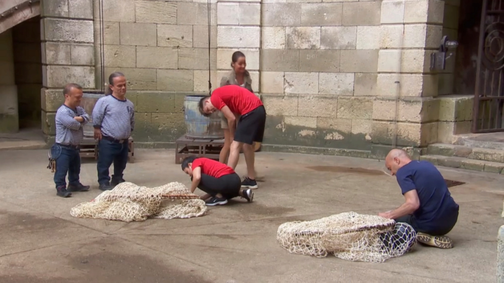 Photos des tournages Fort Boyard 2020 (production + candidats) - Page 4 Screen37