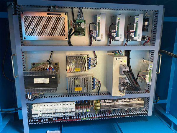 probleme electrique cnc 110