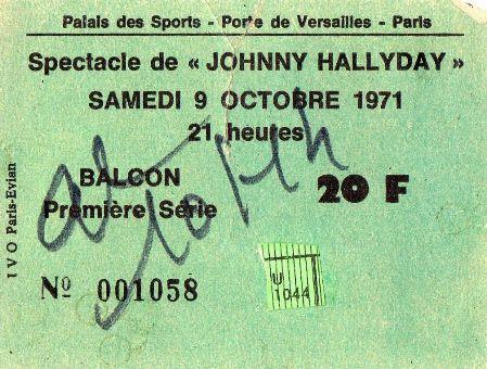 tickets de concert Jojo_b11
