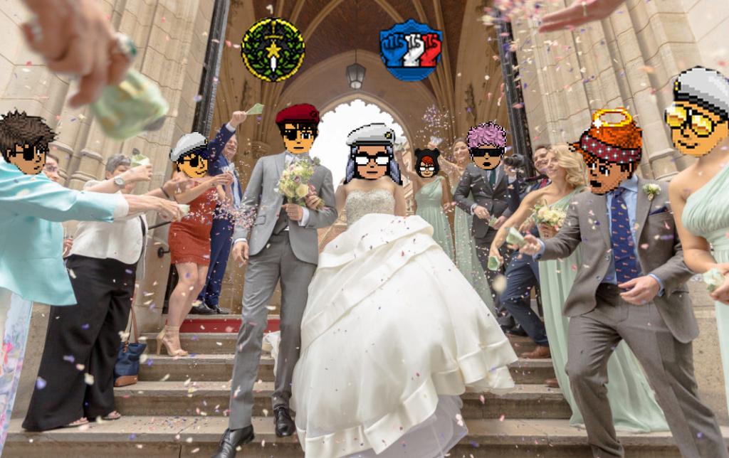 Mariage de laauurraa_ et Ryuko107 Mariag10