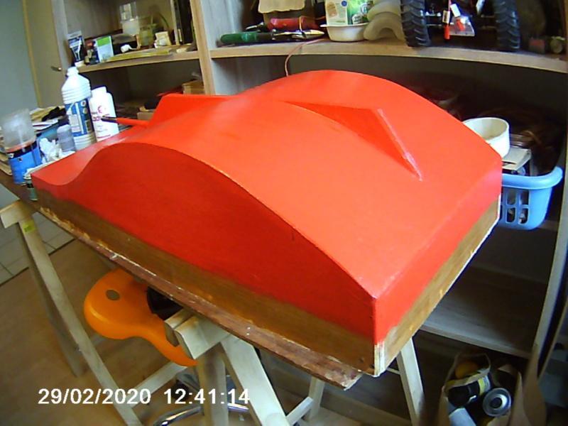 Un bateau de rivière en contre plaqué en propulsion thermique par JPG - Page 8 002269