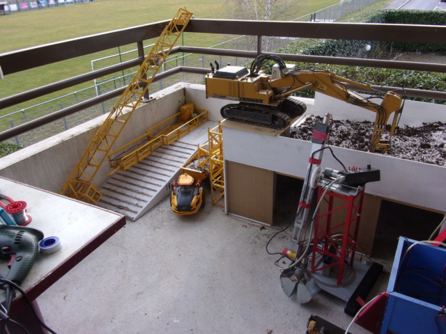 Mini chantier TP sur Balcon à la Steve Barste. 00297