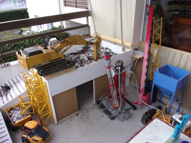 Mini chantier TP sur Balcon à la Steve Barste. 00390