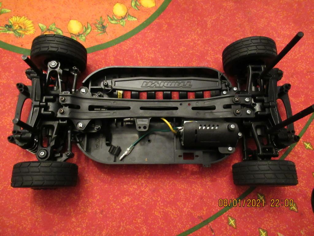 Tracteur routier de Course Tamiya 2021-037