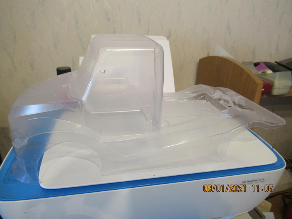 Tracteur routier de Course Tamiya 2021-041