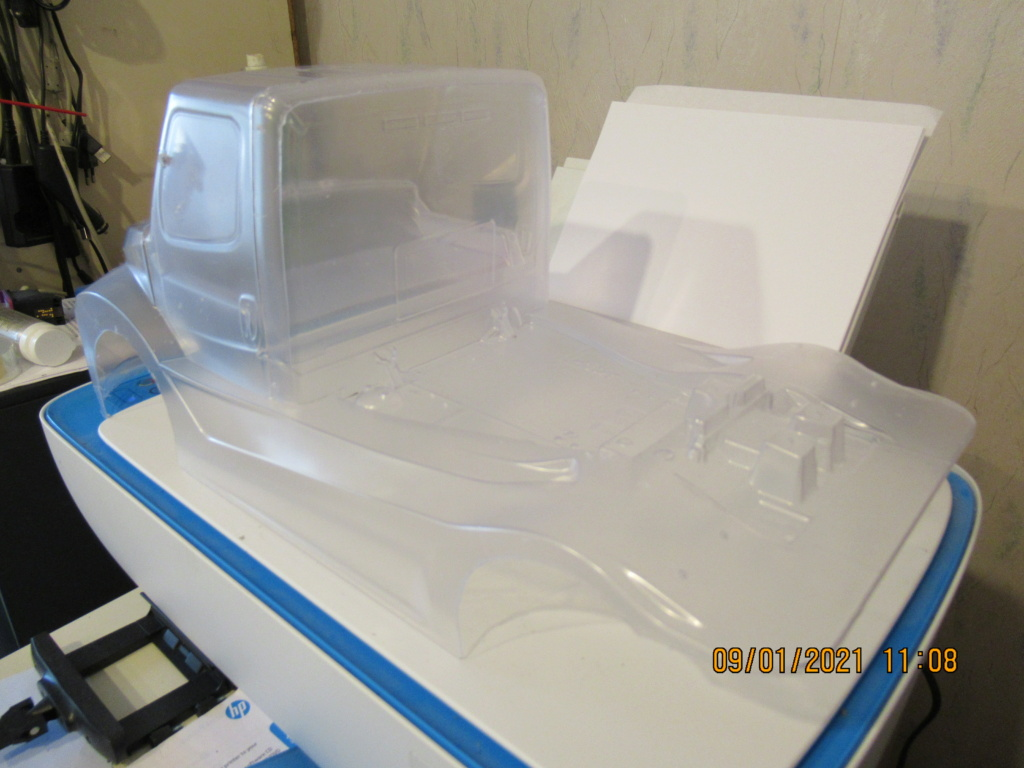 Tracteur routier de Course Tamiya 2021-042