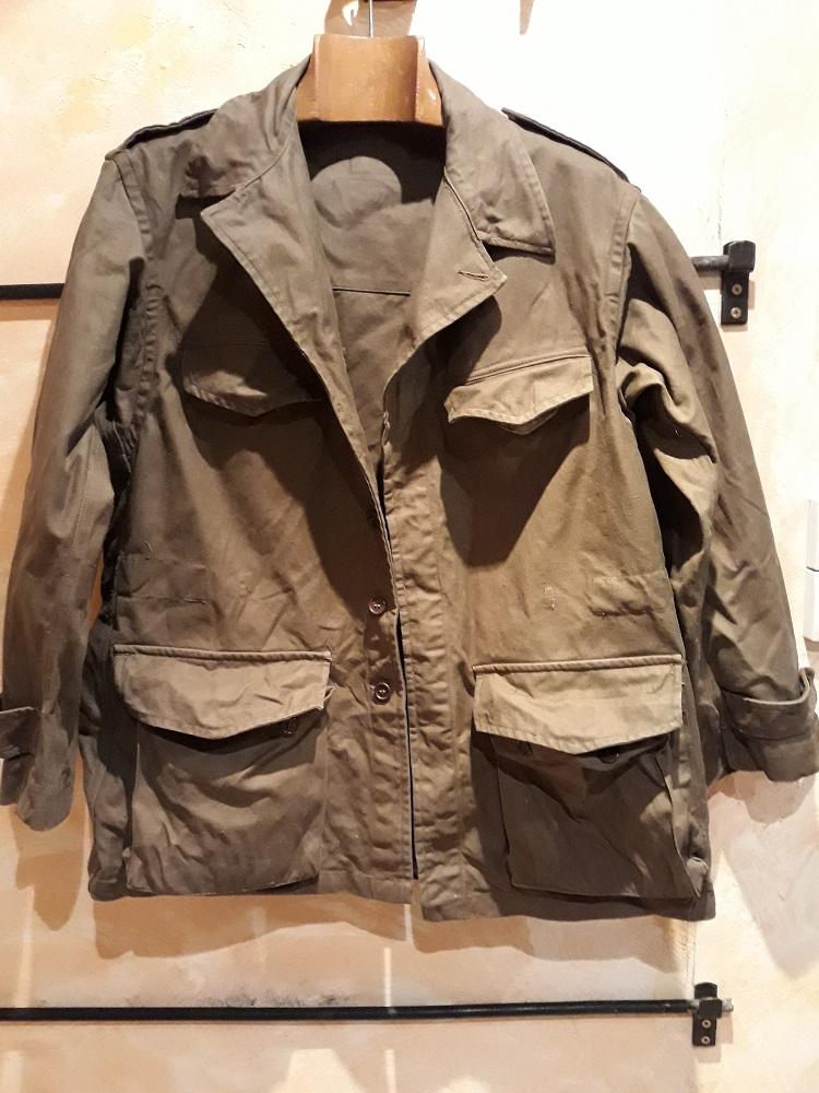 Renseignement sur veste modèle 47 Guerre d'Algérie 20190711