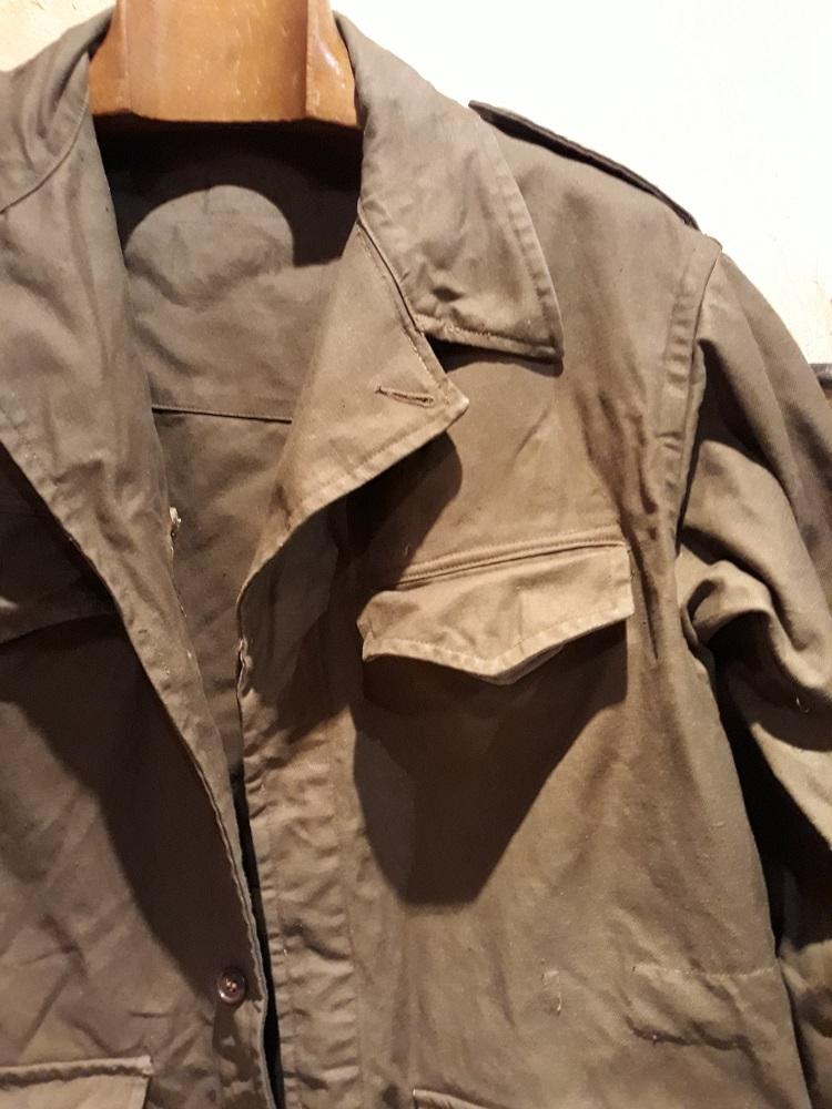 Renseignement sur veste modèle 47 Guerre d'Algérie 20190712