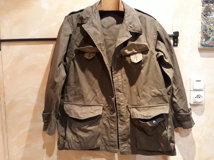 Renseignement sur veste modèle 47 Guerre d'Algérie 20190714