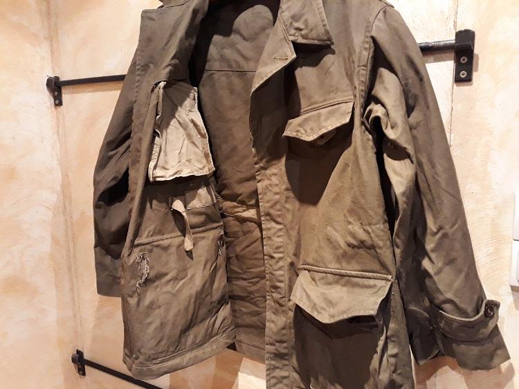 Renseignement sur veste modèle 47 Guerre d'Algérie 20190715
