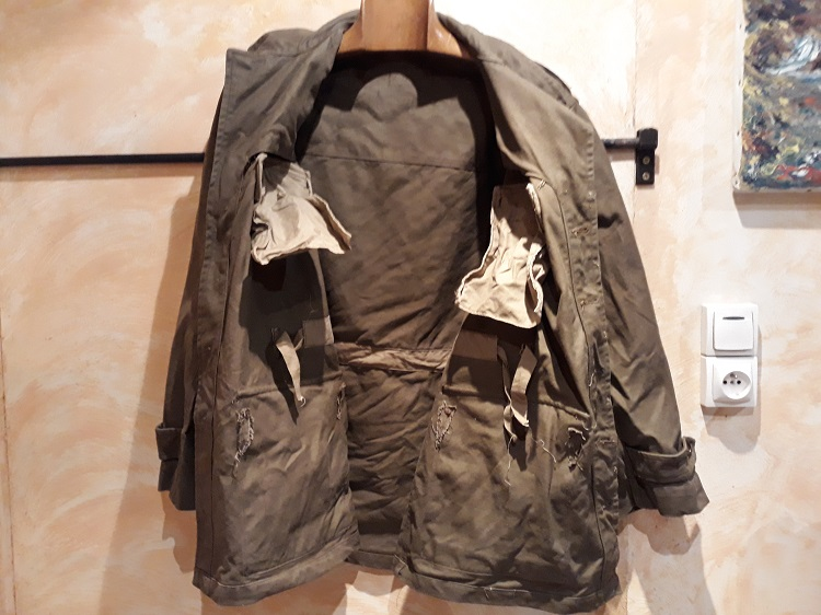 Renseignement sur veste modèle 47 Guerre d'Algérie 20190716