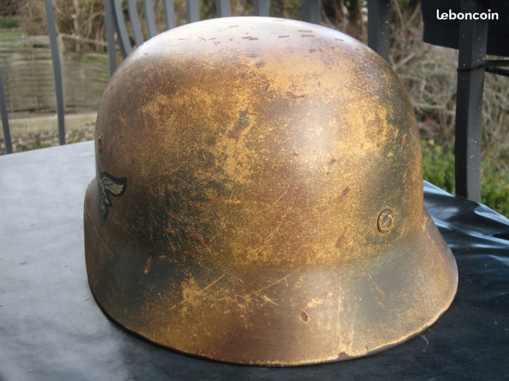 Avis sur ce casque allemand camouflé. - Page 3 54c94b10