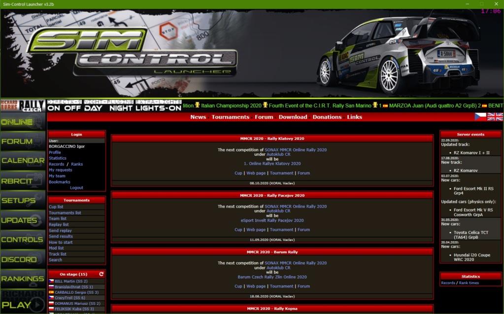 Sim-Control Launcher Booster Edition Sim-co90