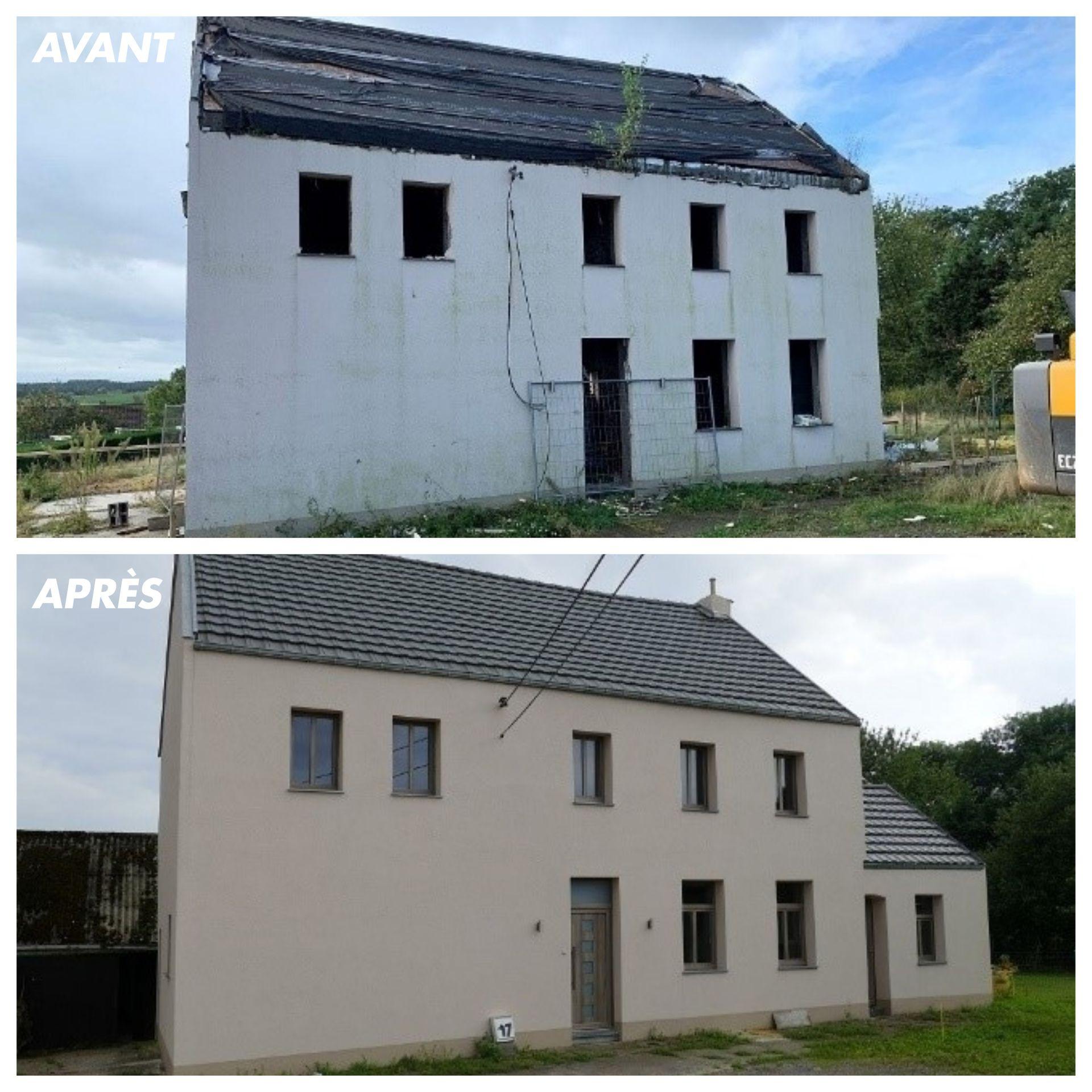 #Investigation: après la faillite d'un entrepreneur, une famille a dû détruire sa maison A5f88e10