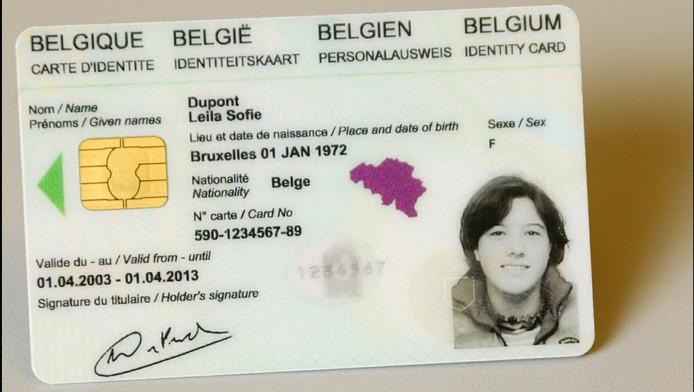 Passage à la carte d'identité électronique Images23