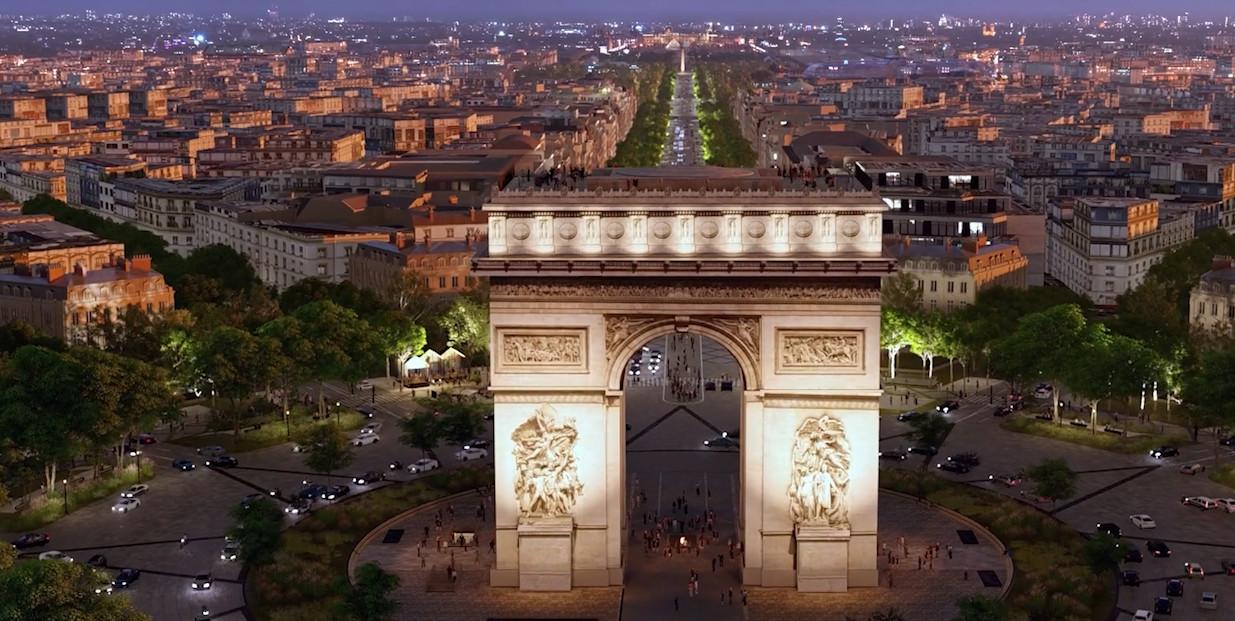 Voici à quoi pourraient ressembler les Champs-Élysées en 2030 Images33