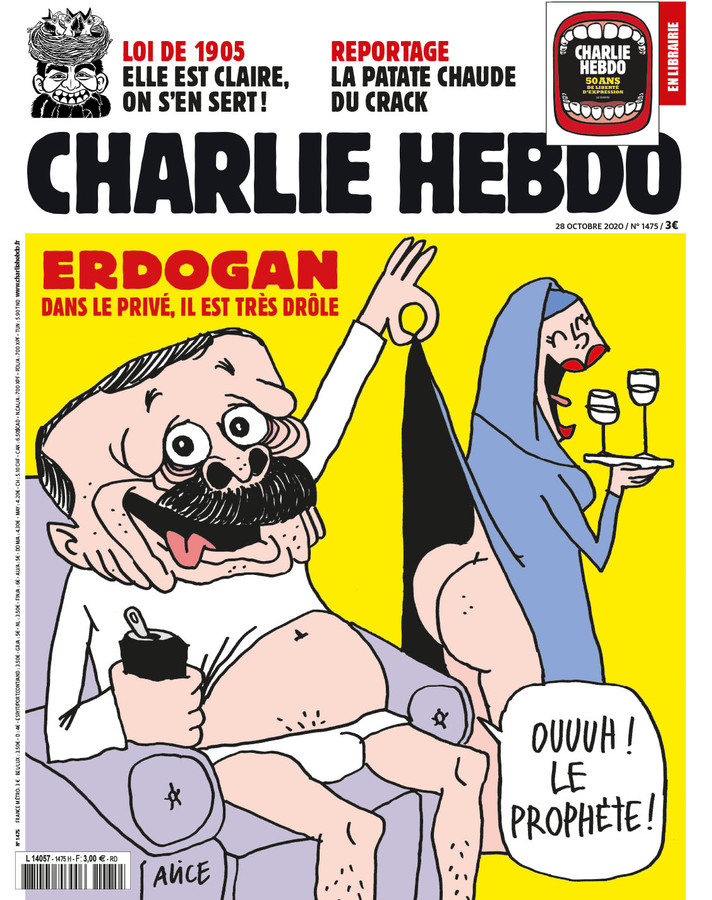 Charly Hebdo ... la couverture .. - Page 3 Images41