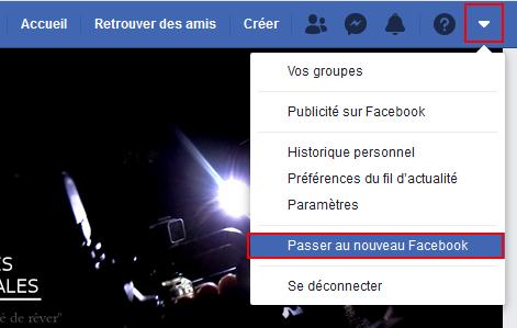 Facebook : Avez vous testé la nouvelle apparence ? Sans_t32
