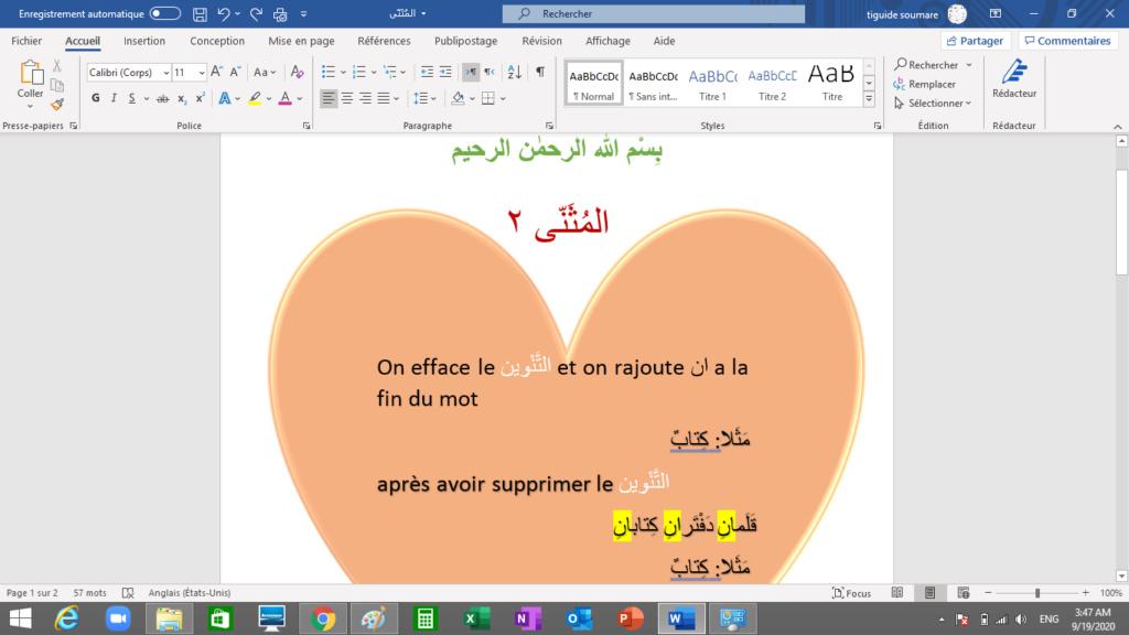 COURS DE LA SEMAINE   - Page 2 Screen62