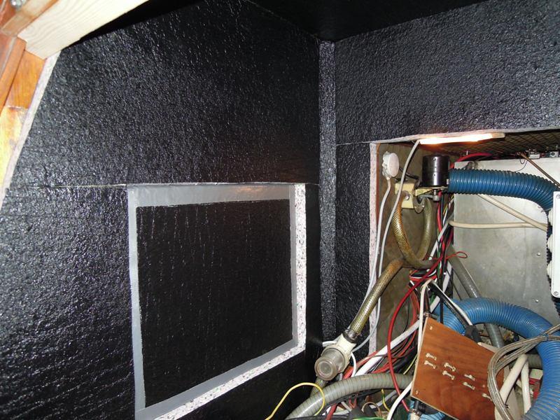 isolation compartimenr moteur Dscn0810