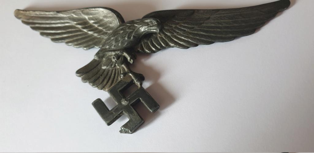 aigle de la luftwaffe en bronze 20210124