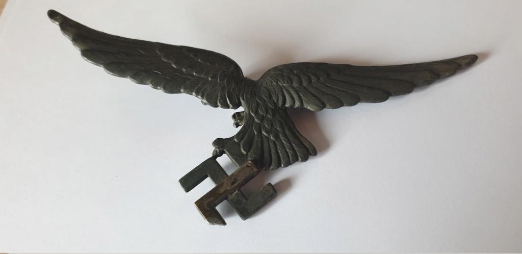 aigle de la luftwaffe en bronze 20210125