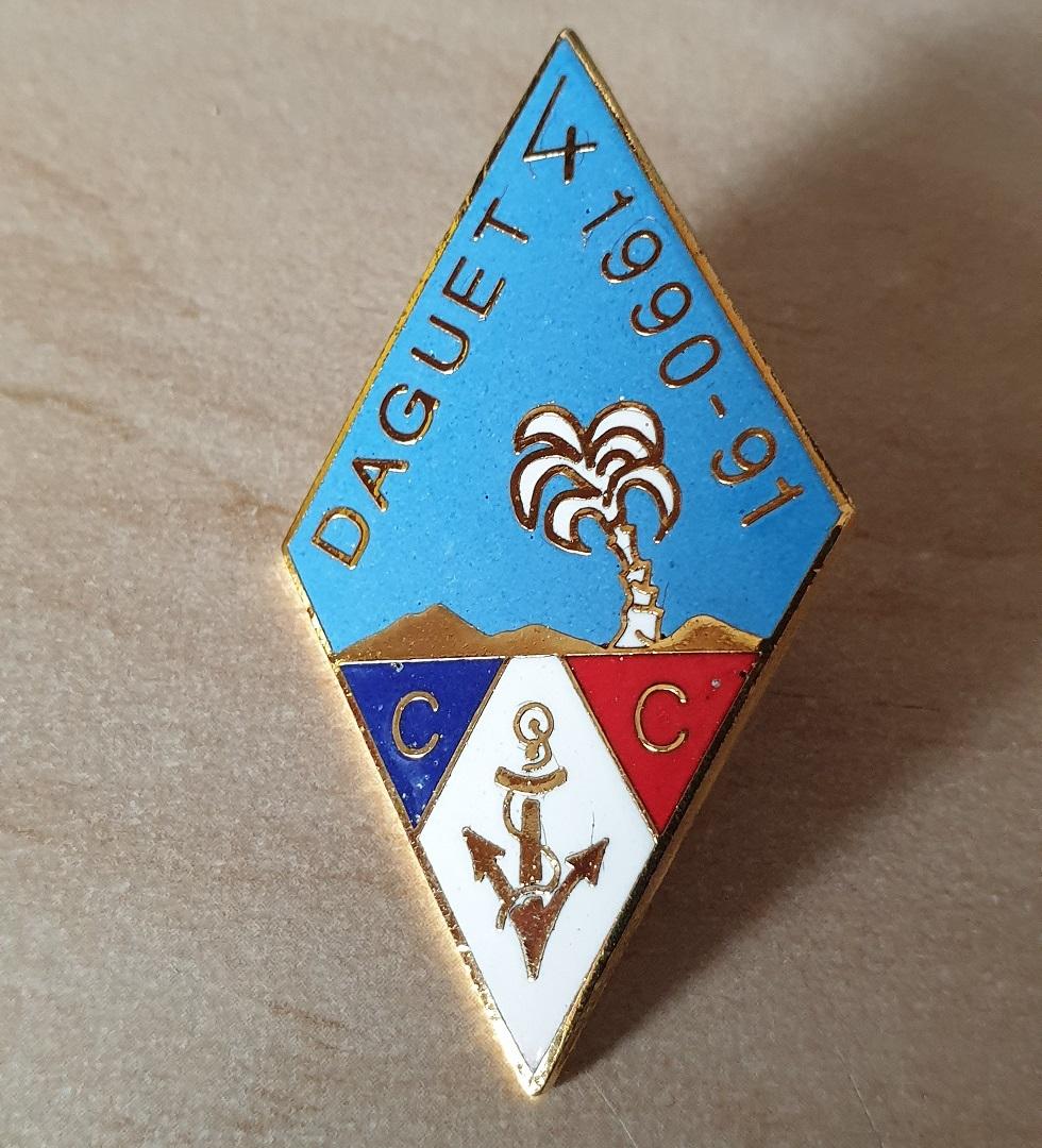 insigne opération Daguet 1990-91 20210218