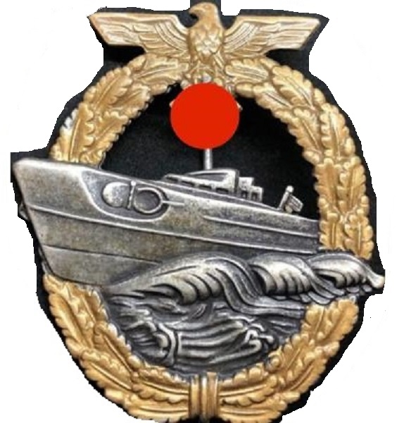 Insigne  allemand kriegsmarine 400f_010