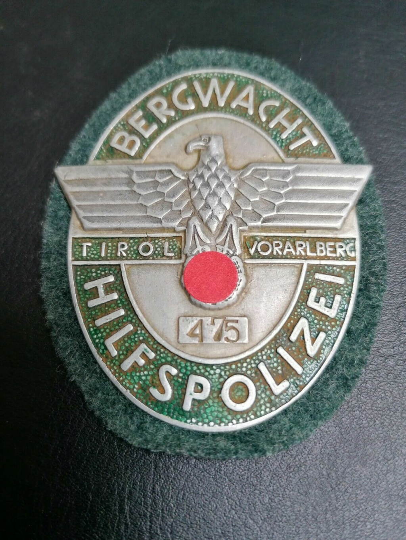 assistant de la polizei ww2 S-l16014